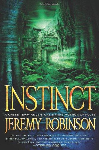9780312540296: Instinct (Chess Team Adventure)
