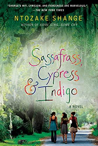 9780312541248: Sassafrass, Cypress & Indigo: A Novel