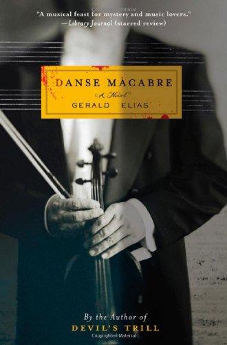 Danse Macabre (Signed): Elias, Gerald