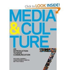 9780312543518: Media and Culture: An Introduction to Mass Communication ( Instroc-copy)