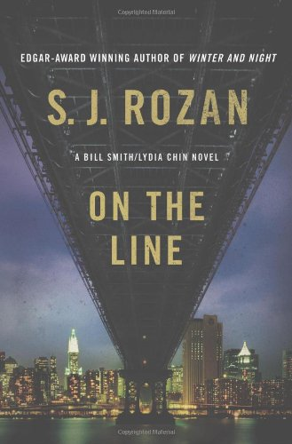 On the Line: Rozan, S. J.