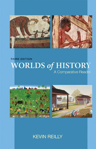 9780312545581: Worlds of History : A Comparative Reader