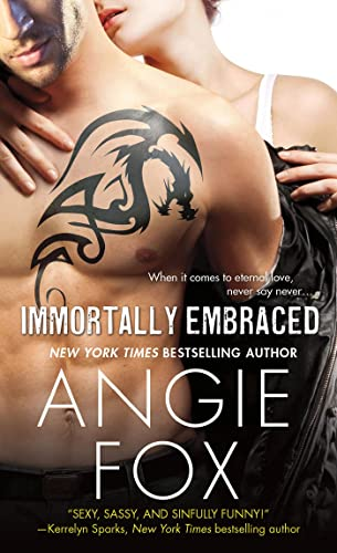 Immortally Embraced (Monster MASH): Fox, Angie