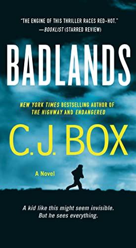 9780312546908: Badlands: A Novel (Highway Quartet)