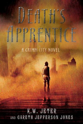 Deaths Apprentice: Gareth Jefferson Jones