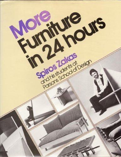 More Furniture in 24 Hours: Spiros Zakas