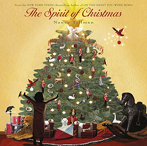 9780312549657: Spirit of Christmas