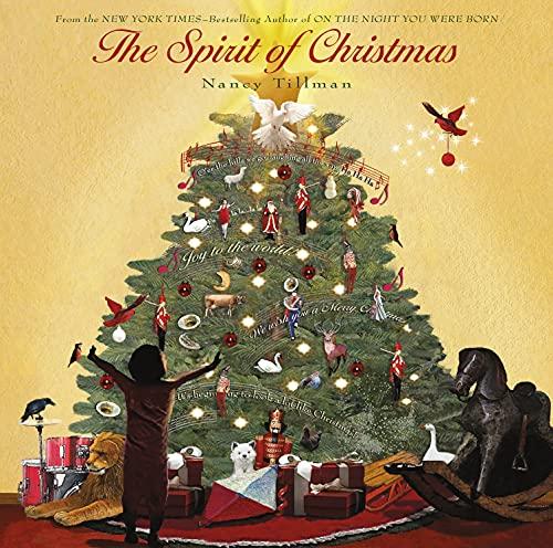 9780312549657: The Spirit of Christmas