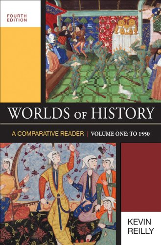 9780312549879: Worlds of History, Volume I: To 1550: A Comparative Reader