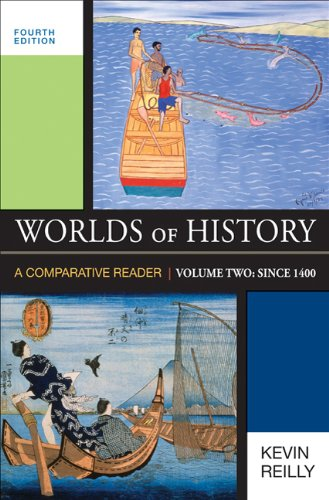 9780312549886: 2: Worlds of History, Volume Two: Since 1400: A Comparative Reader