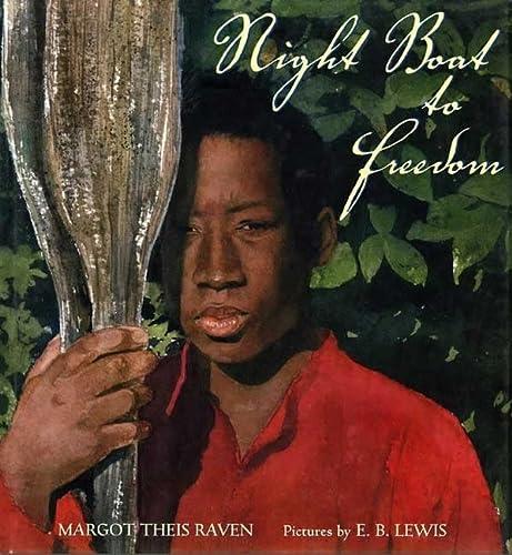 Night Boat to Freedom: Raven, Margot Theis