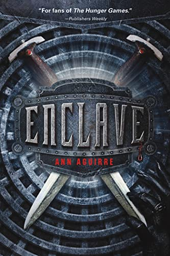 9780312551377: Enclave (The Razorland Trilogy)