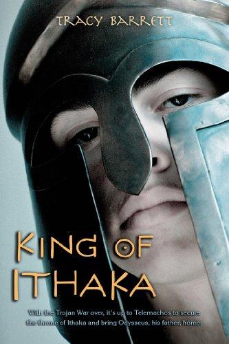 King of Ithaka: Barrett, Tracy