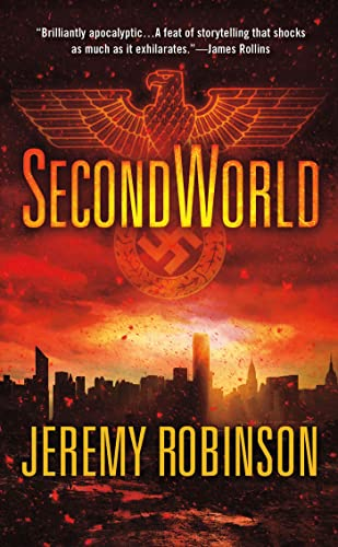 9780312552459: Secondworld: A Thriller