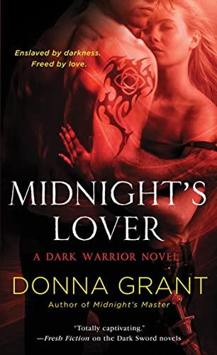 9780312552497: Midnight's Lover: A Dark Warrior Novel (Dark Warriors)
