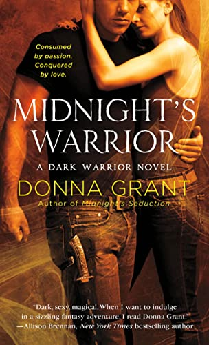 9780312552596: Midnight's Warrior (Dark Warriors)