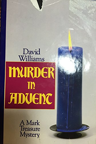 9780312552978: Murder in Advent