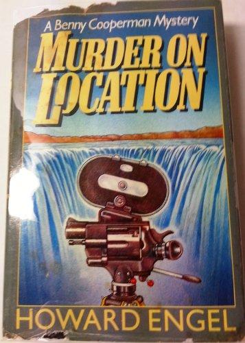 9780312553142: Murder on Location (Benny Cooperman Mystery)