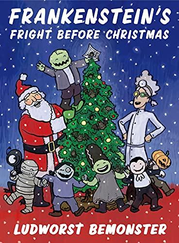 Frankenstein's Fright Before Christmas: Walton, Rick