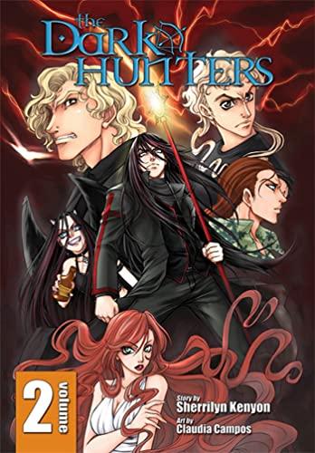 The Dark-Hunters, Vol. 2 (Dark-Hunter Manga): Kenyon, Sherrilyn