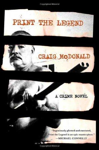Print the Legend ** Signed**: McDonald, Craig