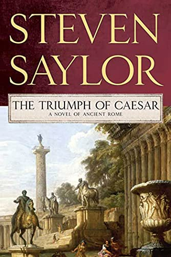 9780312556990: The Triumph of Caesar: A Novel of Ancient Rome