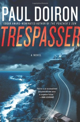 9780312558475: Trespasser (Mike Bowditch Mysteries)