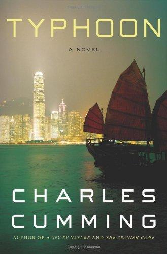 9780312558529: Typhoon: A Novel
