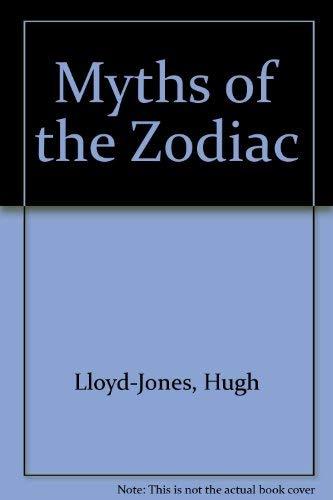 9780312558703: Myths of the Zodiac
