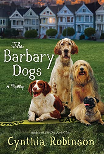 9780312559748: The Barbary Dogs (A Max Bravo Mystery)