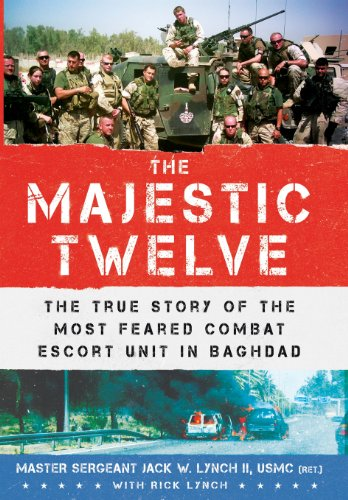 9780312561215: The Majestic Twelve: The True Story of the Most Feared Combat Escort Unit in Baghdad