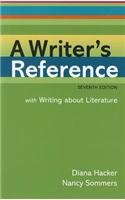 9780312561857: Writer's Reference with Writing About Literature 7e & CompClass