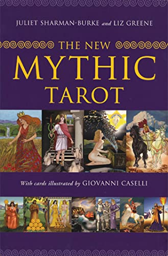 9780312562014: The New Mythic Tarot [With Paperback Book]