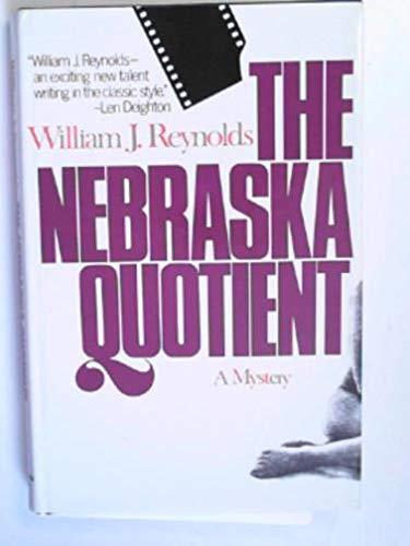 9780312562540: The Nebraska Quotient