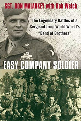 9780312563233: Easy Company Soldier: The Legendary Battles of a Sergeant from World War II's