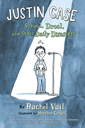 9780312563578: Justin Case: School, Drool, and Other Daily Disasters (Justin Case Series)