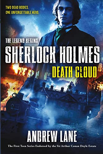 9780312563714: Death Cloud (Sherlock Holmes: The Legend Begins)