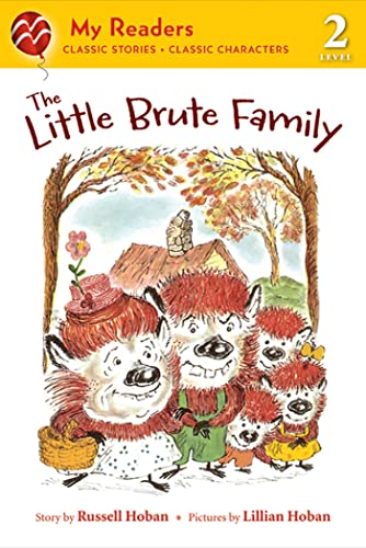 9780312563738: The Little Brute Family (My Readers)