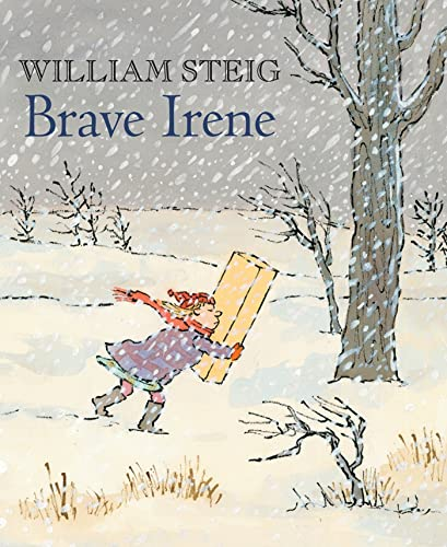 9780312564223: Brave Irene: A Picture Book