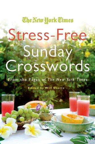 9780312565374: The New York Times Stress-Free Sunday Crosswords: From the Pages of The New York Times (New York Times Crossword Book)