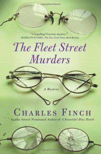 9780312565510: The Fleet Street Murders (Charles Lenox Mysteries)