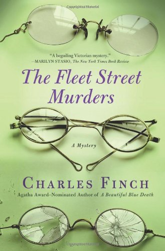9780312565510: The Fleet Street Murders (Charles Lenox Mysteries)