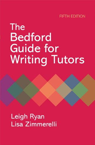 9780312566739: Bedford Guide for Writing Tutors