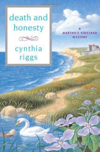 9780312567057: Death and Honesty (Martha's Vineyard Mysteries)
