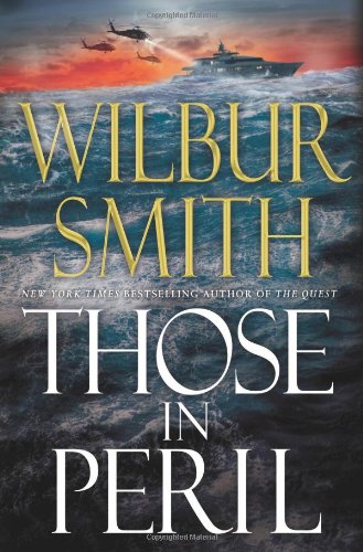 9780312567255: Those in Peril (Hector Cross)