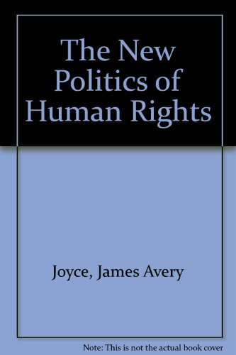 The New Politics of Human Rights: James Avery Joyce