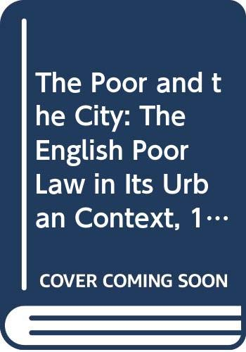 The Poor and the City: The English: n/a