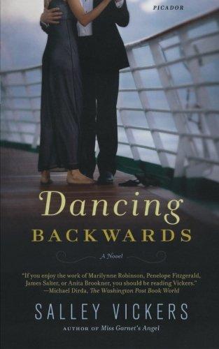 9780312569327: Dancing Backwards: A Novel