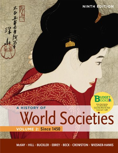 9780312570514: Loose Leaf Version of a History of World Societies, Volume 2