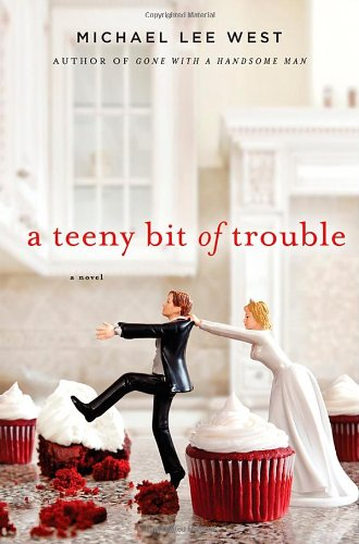 9780312571238: A Teeny Bit of Trouble (Teeny Templeton Mysteries)